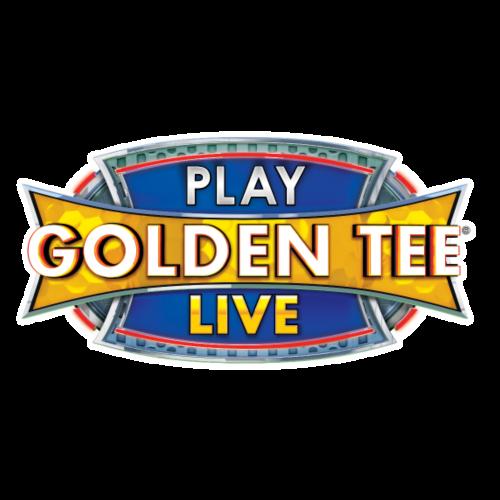 Play Golden Tee LIVE! - Men's Premium T-Shirt