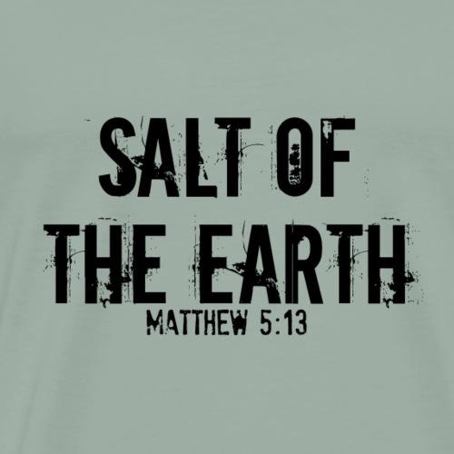 salt of the earth - Men's Premium T-Shirt