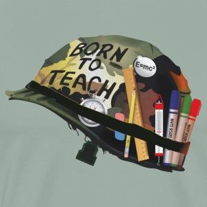 Born to teach Science - Men's Premium T-Shirt