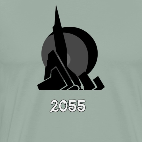 Tomorrowland 2055 - Men's Premium T-Shirt