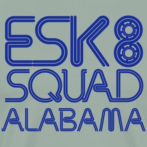Esk8Squad Alabama - Men's Premium T-Shirt