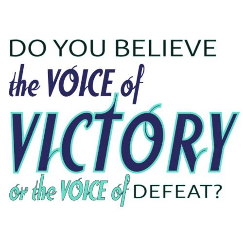 Voice of Victory - Men's Premium T-Shirt