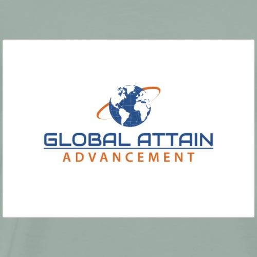 GAA Logo - Men's Premium T-Shirt