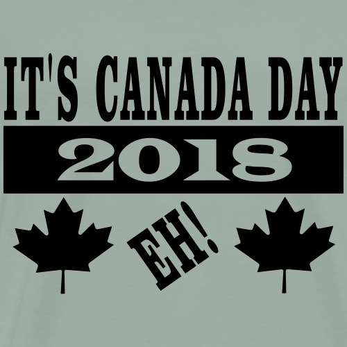 Canada Day - Men's Premium T-Shirt