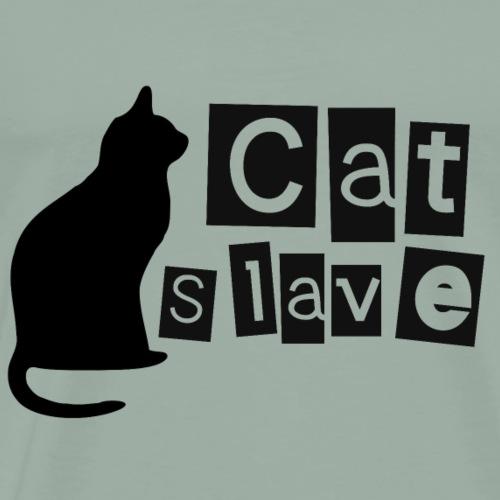 CatSlave - Men's Premium T-Shirt