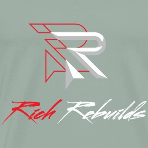 rich rebuids ondark - Men's Premium T-Shirt