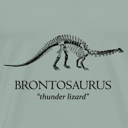 Brontosaurus - Men's Premium T-Shirt