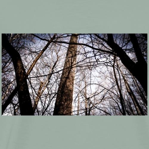 Dark Trees - Men's Premium T-Shirt
