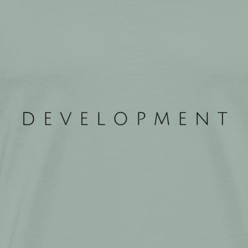 Development - Men's Premium T-Shirt