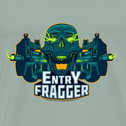 entry fragger - Men's Premium T-Shirt