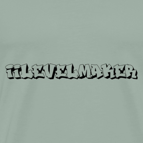 Simple Text - Men's Premium T-Shirt