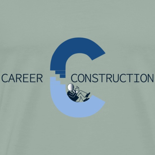 Career Construction - Men's Premium T-Shirt