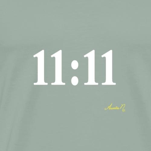 0126w 11:11 - Men's Premium T-Shirt