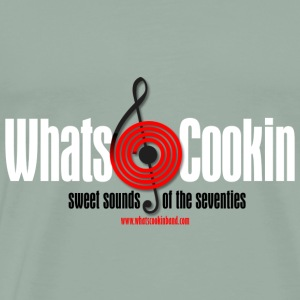 Whats Cookin Band shirt - Men's Premium T-Shirt
