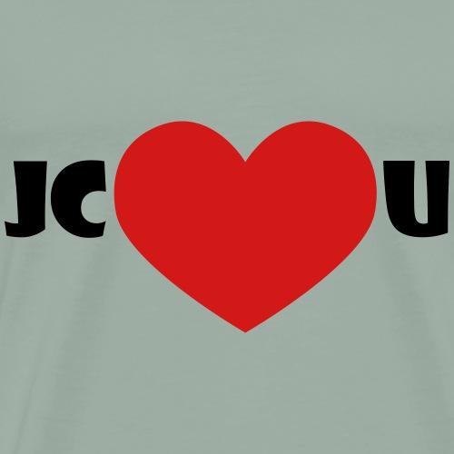JCLOVE - Men's Premium T-Shirt