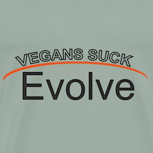 Vegans Suck - Men's Premium T-Shirt
