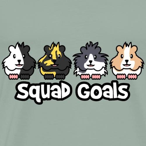 Guinea Pigs Squad Goals - Men's Premium T-Shirt