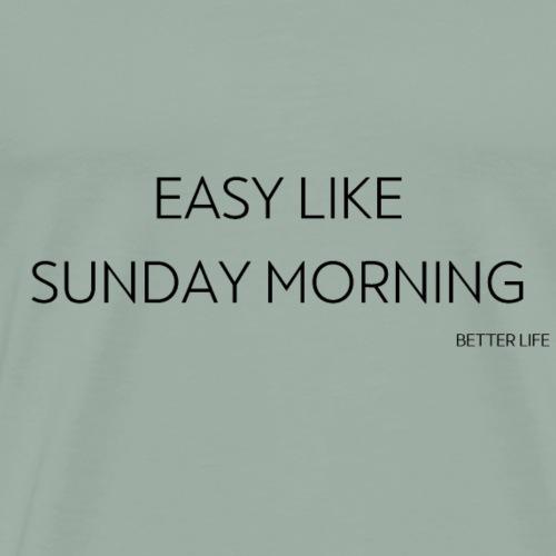 Sunday - Men's Premium T-Shirt