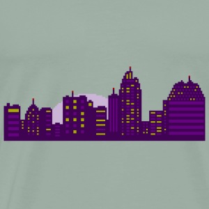 Dark City - Men's Premium T-Shirt