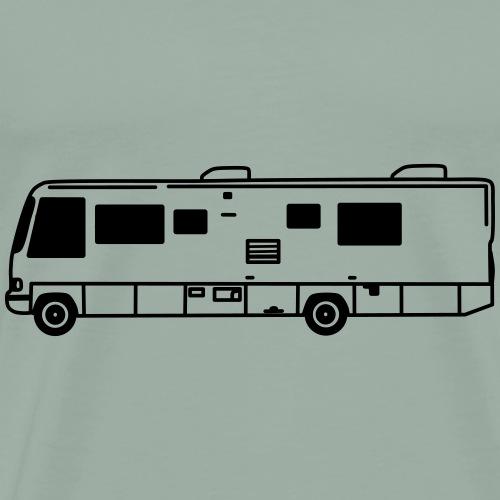 Motorhome - Men's Premium T-Shirt