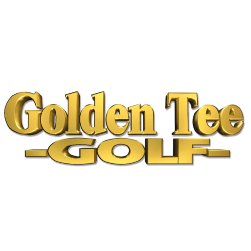 Golden Tee Golf - vintage logo - Men's Premium T-Shirt