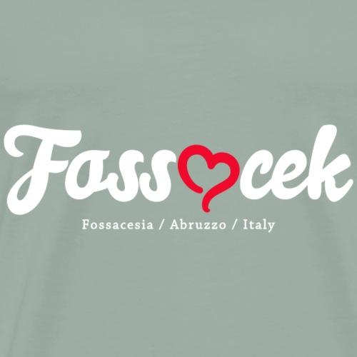 Fossacek - White - Men's Premium T-Shirt