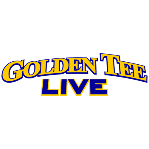 Golden Tee LIVE logo (2005-2008) - Men's Premium T-Shirt