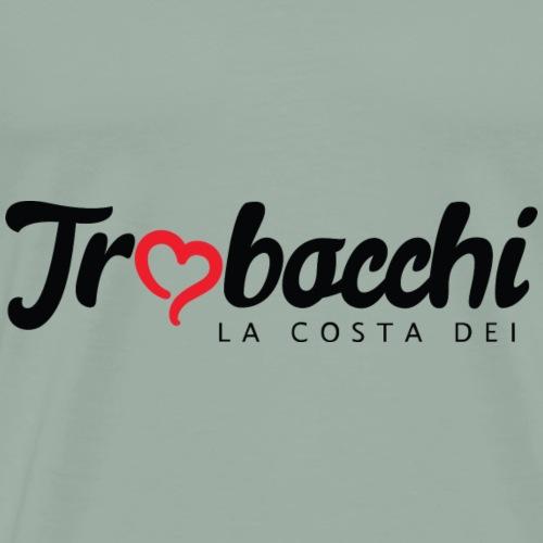 La costa dei Trabcchi - Men's Premium T-Shirt