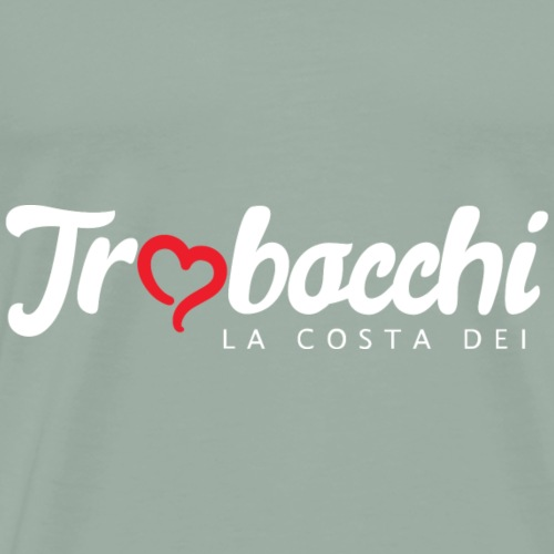 Costa dei Trabocchi -White - Men's Premium T-Shirt