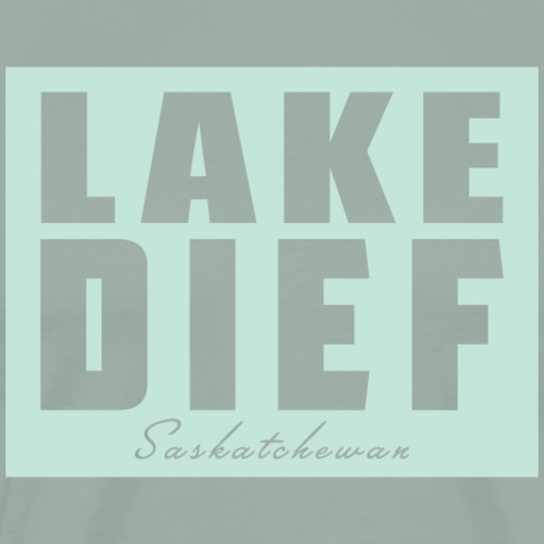 Lake Dief - Men's Premium T-Shirt