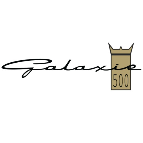 galaxie 500 emblem - Men's Premium T-Shirt
