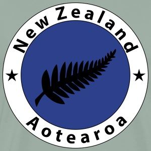 New Zealand Design - Men's Premium T-Shirt
