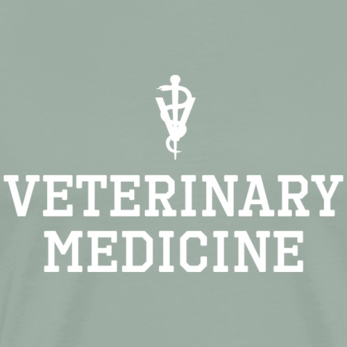 Veterinary Medicine - Men's Premium T-Shirt