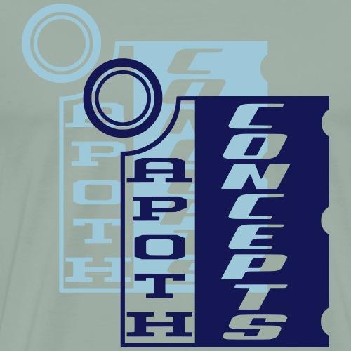 2 Concepts 1 3 - Men's Premium T-Shirt
