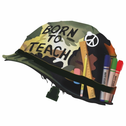 Born to teach - Men's Premium T-Shirt