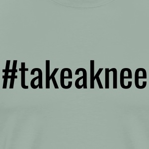 #takeaknee - Men's Premium T-Shirt