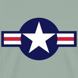Air Star - Men's Premium T-Shirt