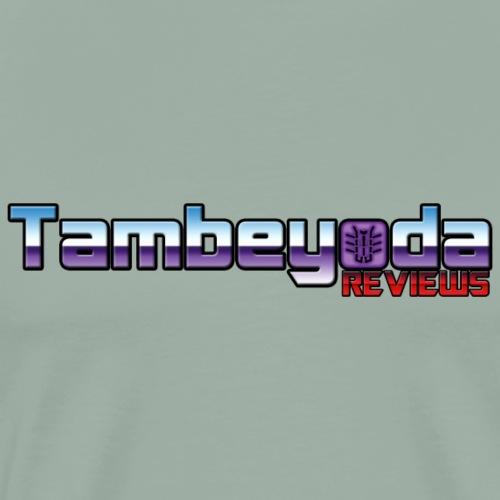 Tambeyoda Purple - Men's Premium T-Shirt