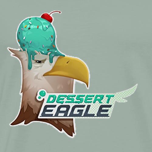 desert eagle - Men's Premium T-Shirt