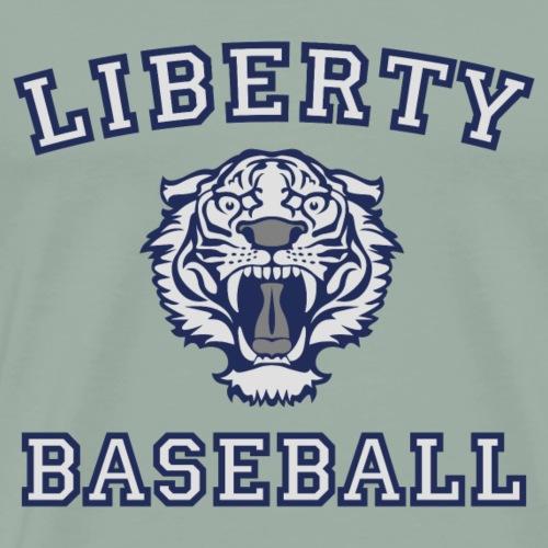 13 Reasons Why - Liberty Baseball - Men's Premium T-Shirt