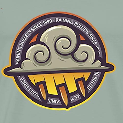bullet rain - Men's Premium T-Shirt