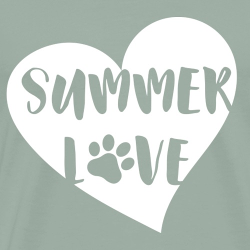 Summer Love - Men's Premium T-Shirt