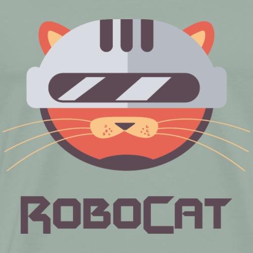 RoboCat - Men's Premium T-Shirt