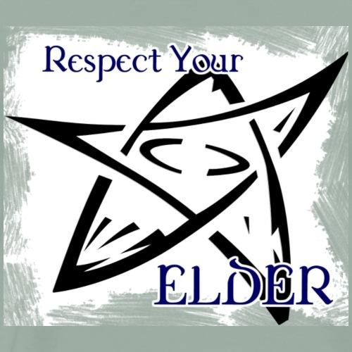 Respect Your ELDER - Men's Premium T-Shirt