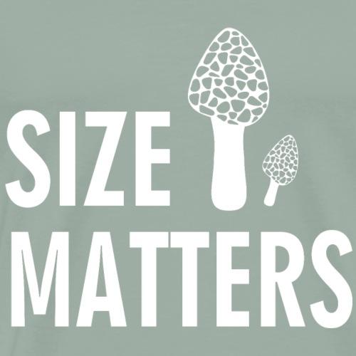 SIZE MATTERS! - Men's Premium T-Shirt