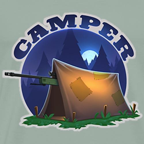 camper - Men's Premium T-Shirt