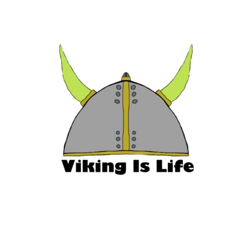 Viking is Life - Men's Premium T-Shirt