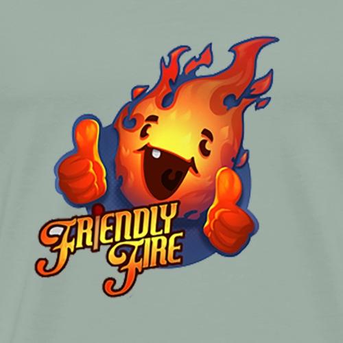 friendly fire - Men's Premium T-Shirt