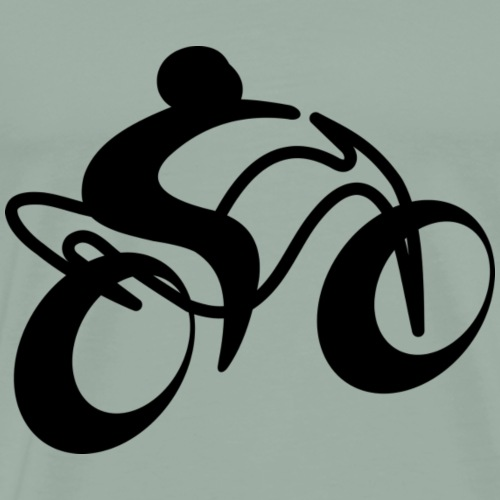 Bicycle ride - Men's Premium T-Shirt
