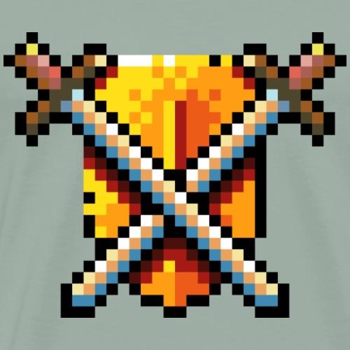 Royal Knight! - Men's Premium T-Shirt